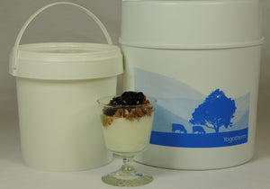 Yogurt & Kefir - Hobby Hill Farm