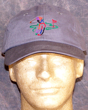 Cooling Ball Cap - Golf Embroidered - Hobby Hill Farm