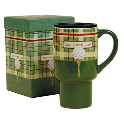 Sweet Spot Ceramic Travel Mug - Hobby Hill Farm