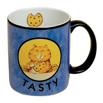 Tasty Kitty! Coffee Mug - Hobby Hill Farm