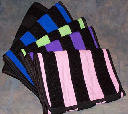 Equine Cooling Leg Wraps - Hobby Hill Farm