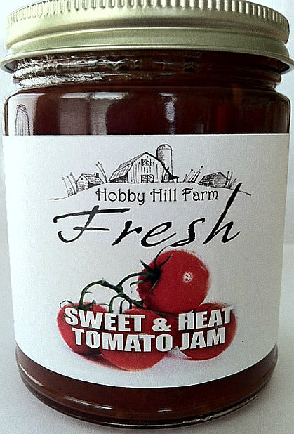 Sweet & Heat Tomato Jam by Hobby Hill Farm - Hobby Hill Farm