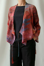 Load image into Gallery viewer, Jacket Silk Kimono