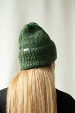 Load image into Gallery viewer, Beanie Handknit Alpaca
