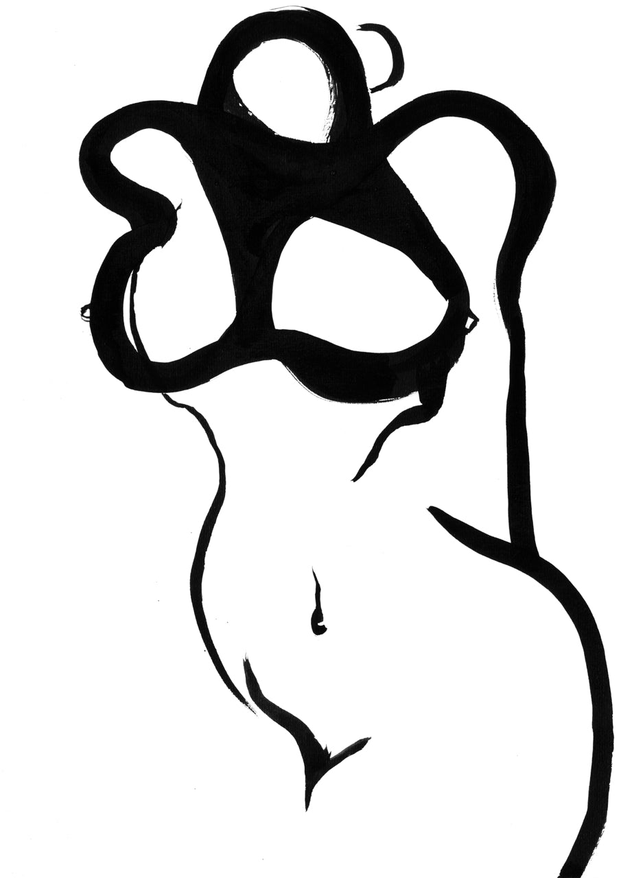 Fragmented Nude 14