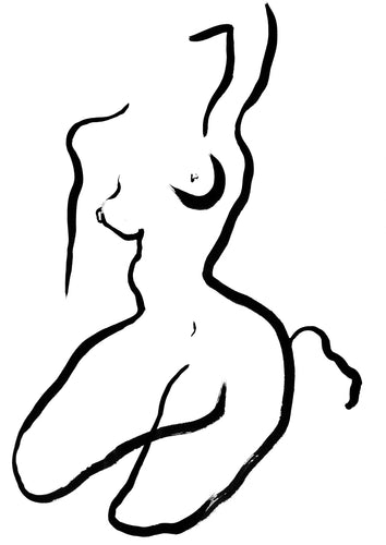 Fragmented Nude 10
