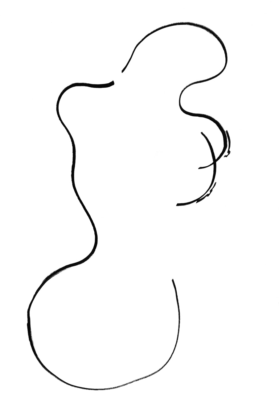 Fragmented Nude 22