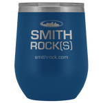 Smith Rock(s) 12 Oz. Insulated Stemless Wine Tumbler