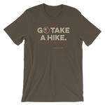 Army Go Take a Hike (On Misery Ridge) Men's T-shirt