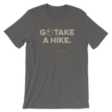 Asphalt Go Take a Hike (On Misery Ridge) Men's T-shirt