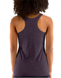 Misery Ridge Trail Backbone Women's Racerback Tank Top