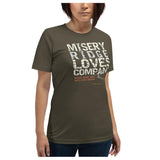 Misery Ridge Loves Company Unisex T-Shirt