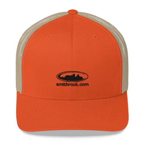 SmithRock.com Trucker Hat
