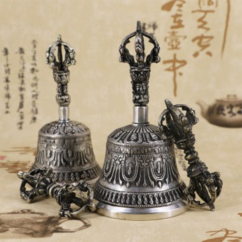 Cloche Du Tibet - Chance et Protection