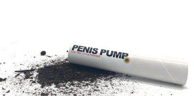 Fake Penis Pump for Tiny Little Penises Embarrassing Prank