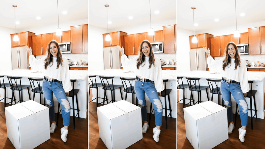 Moving into your first apartment can be overwhelming