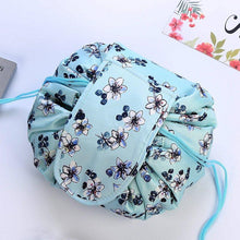 Load image into Gallery viewer, Waterproof Travel Holder Toiletry Storage Pouch Drawstring Cosmetic Bag Organizer