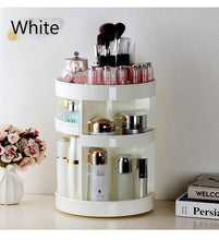 Load image into Gallery viewer, High Quality 360° Rotating Crystal  Cosmetic Storage Box
