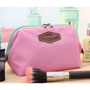 12 x 16cm Cotton Multifunction Makeup Organizer Bag Women Cosmetic Bags Necessery Box Travel Bag Handbag