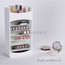 Load image into Gallery viewer, Lipstick & Nail Polish Makeup Organizer