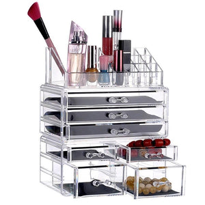 Ultimate Makeup Storage Unit