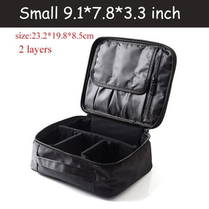 Cosmetic Bag Travel Makeup Organizer