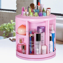 Load image into Gallery viewer, 360º Rotating  Makeup Organizer