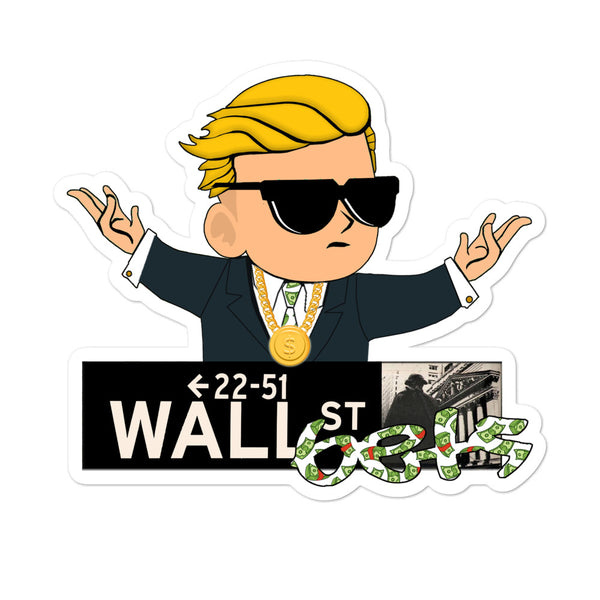 wall street bets kid cash money in the green