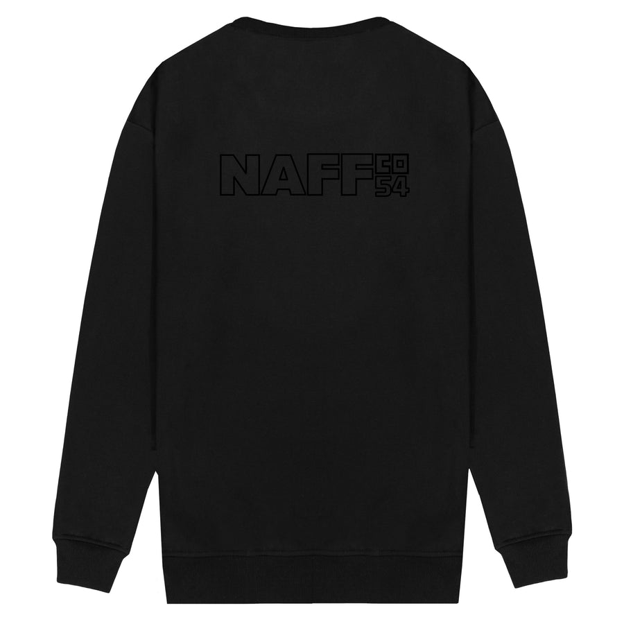 Premium Statement Sweater - Black Collection