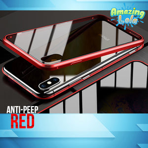 SpyProtect Anti-Peeping Magnetic Phone Case