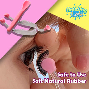 1-Second Silicone Contact Lens Applicator