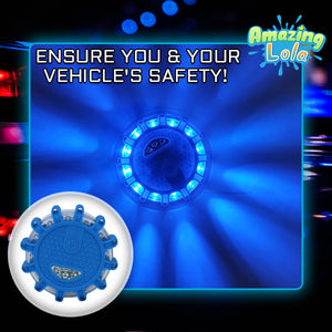 Roadside Emergency LED Disc