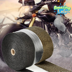 Heat Insulation Vehicle Exhaust Pipe Strap