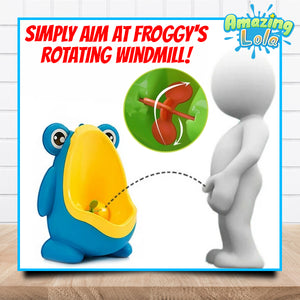 Froggy's Windmill Potty Training