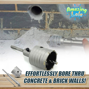 Concrete Wall Hole Saw Drill Bit