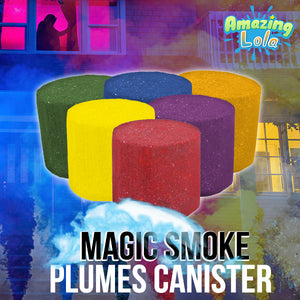 Magic Smoke Plumes Canister