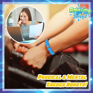 Ionized Energy Booster Wristband