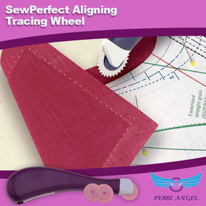 SewPerfect Stitch Aligning Tracing Wheel