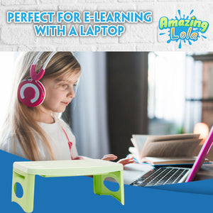 EZKids Play & Study Lap Porta-Table