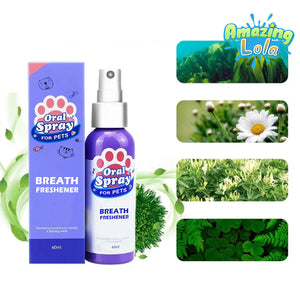 Pet Breath Freshener for Cats