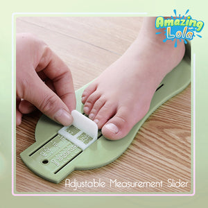 Baby Feet Measuring Tool