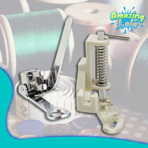 Appliq Embroidery Presser Foot