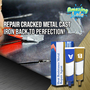 Heat Resistance Metal Repair Agent