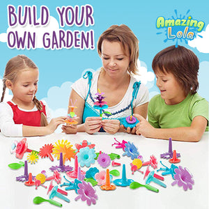 Build-A-Garden Toy Set