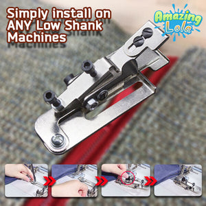 ZipMaster Zipper Positioning Attachment