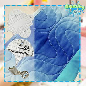Free Motion Quilting Set
