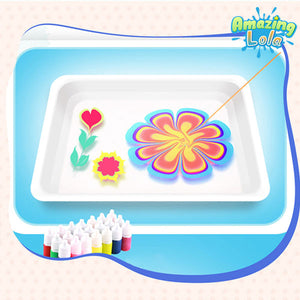 Water Printing Paint Set