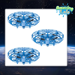 Hover UFO Motion Sensor-Controlled Drone