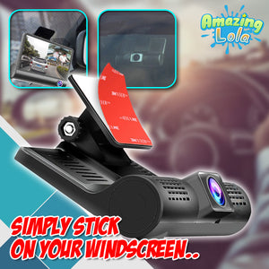 DualView Car Dash Camcorder