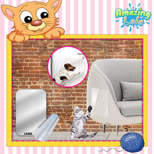 ClawShield Anti-Scratch Furniture Protective Film